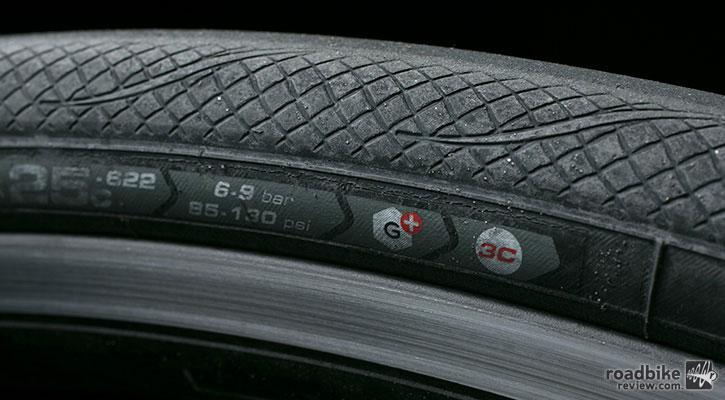 Vittoria All Round Rubino Pro Control 700x25 700c Road Bike Tire