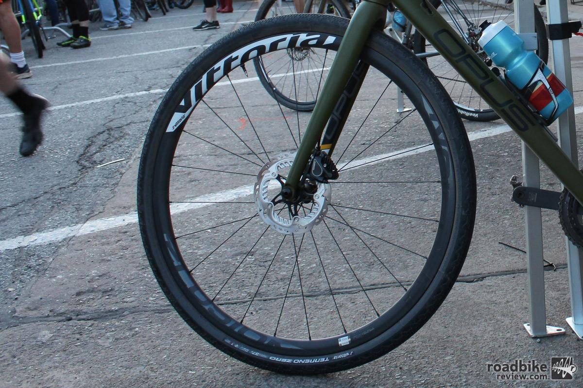 Vittoria Elusion Carbon Wheels
