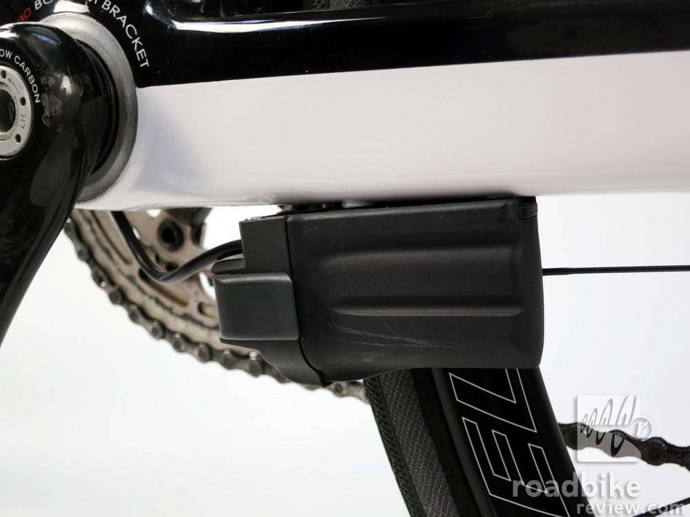 Liscio2 is setup for Shimano or Campagnolo Electronic