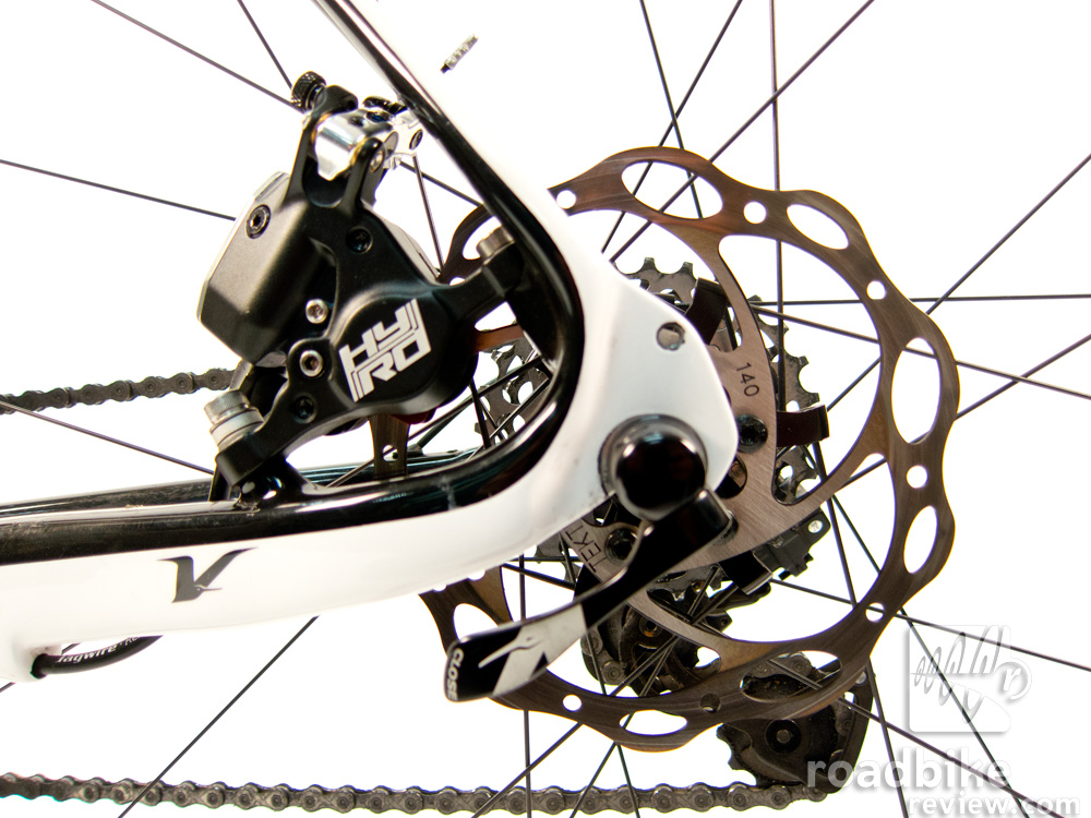 TRP HyRd Rear Disc Brake