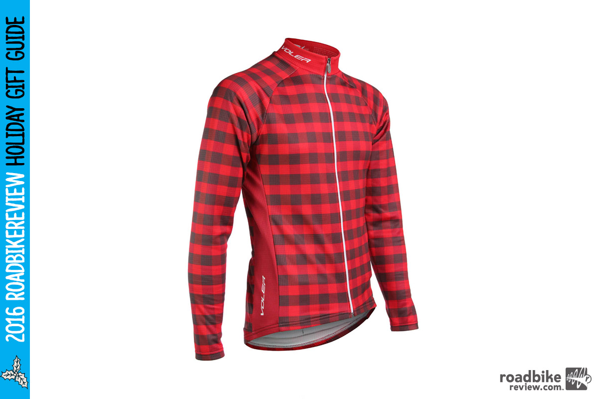 oler Simplicity Plaid Thermal Jersey