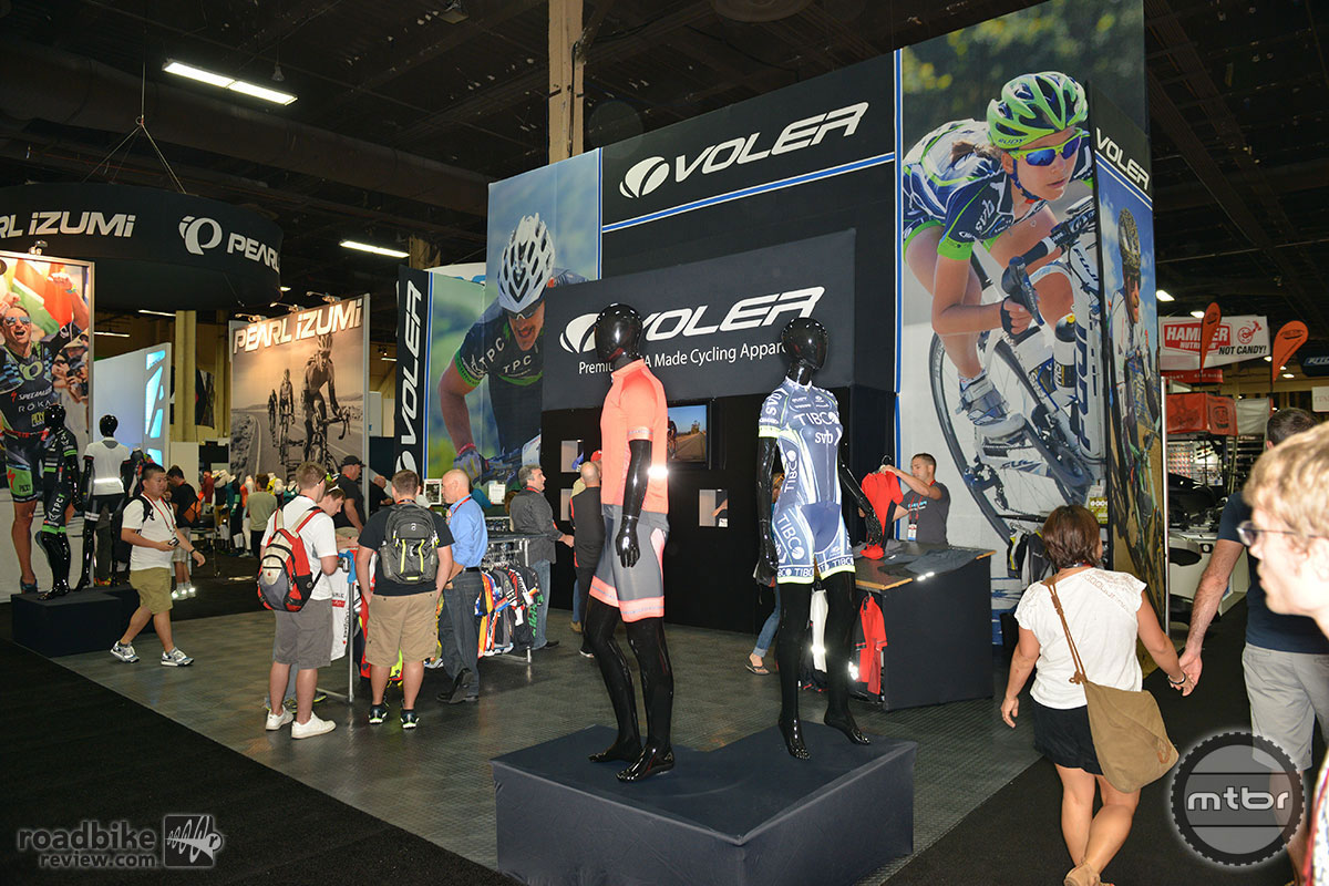 Voler Interbike 2014 Booth