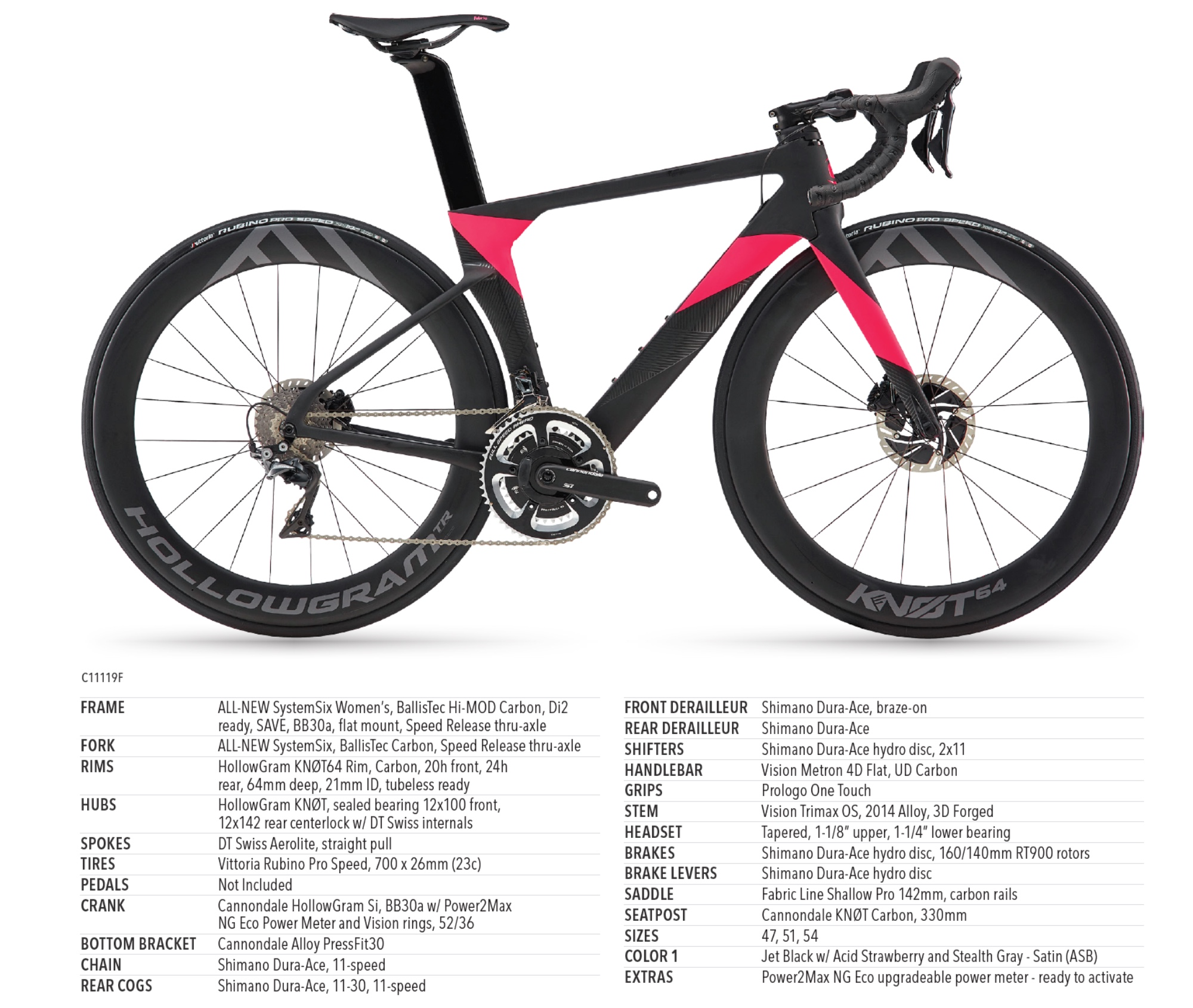 Cannondale SystemSix Women's Dura-Ace