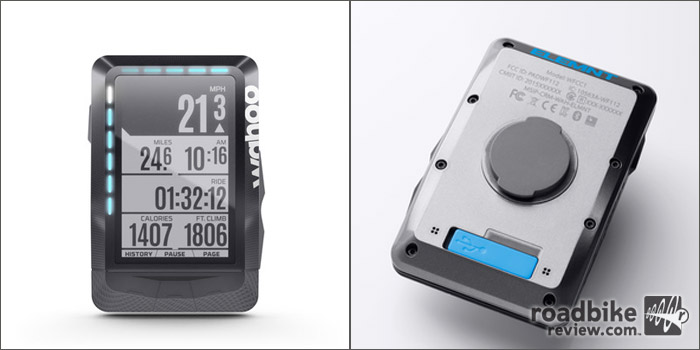 The ELEMNT retails for $329.99 and has options for heart rate monitor, speed and cadence sensors.