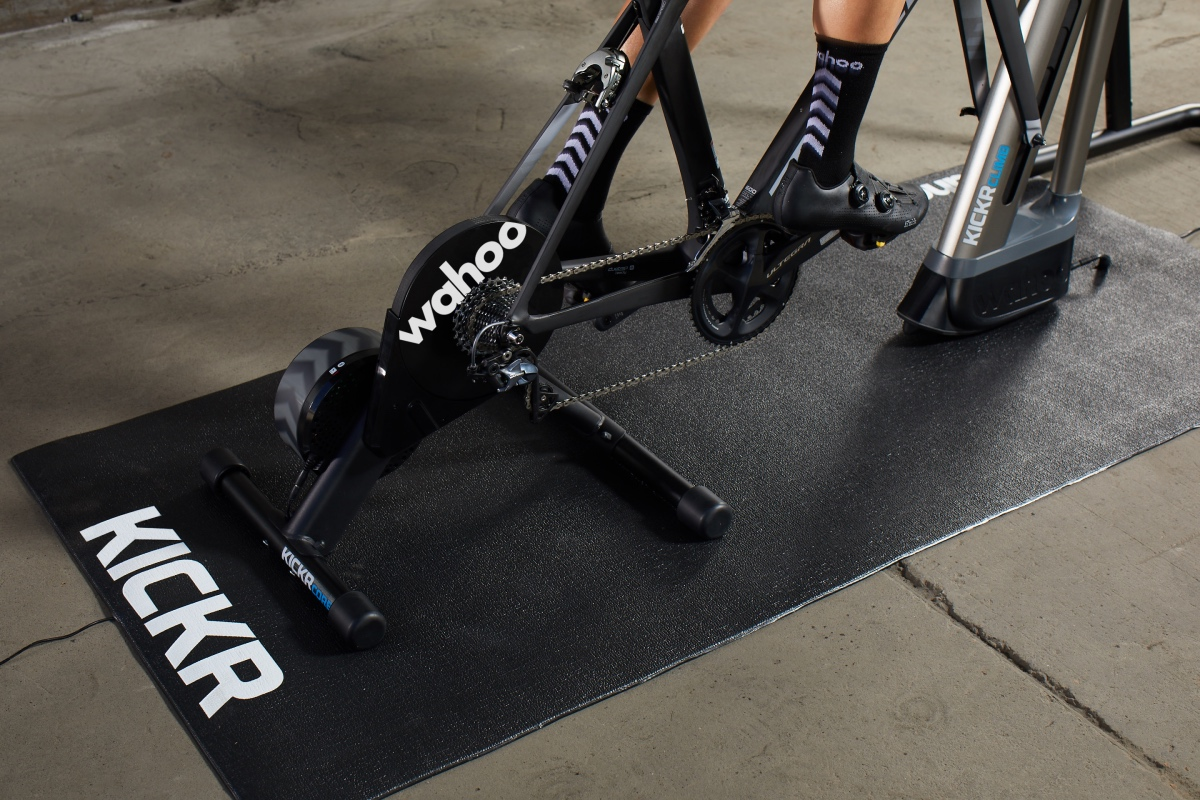 Wahoo KICKR CORE trainer review