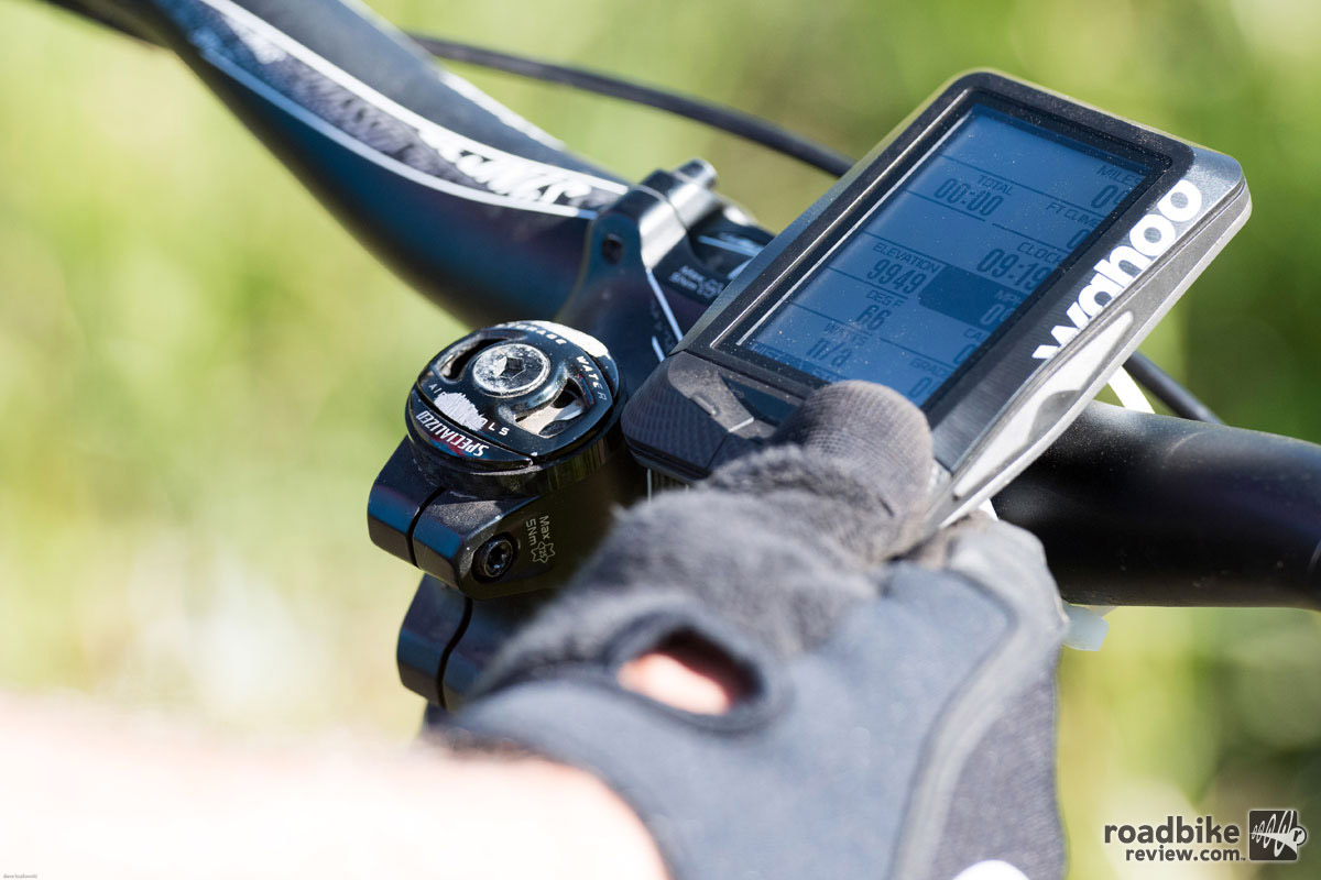 Wahoo ELEMNT GPS Bike Computer Review