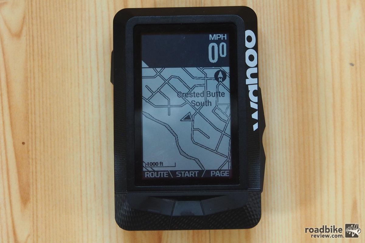 Wahoo ELEMNT GPS Bike Computer Review