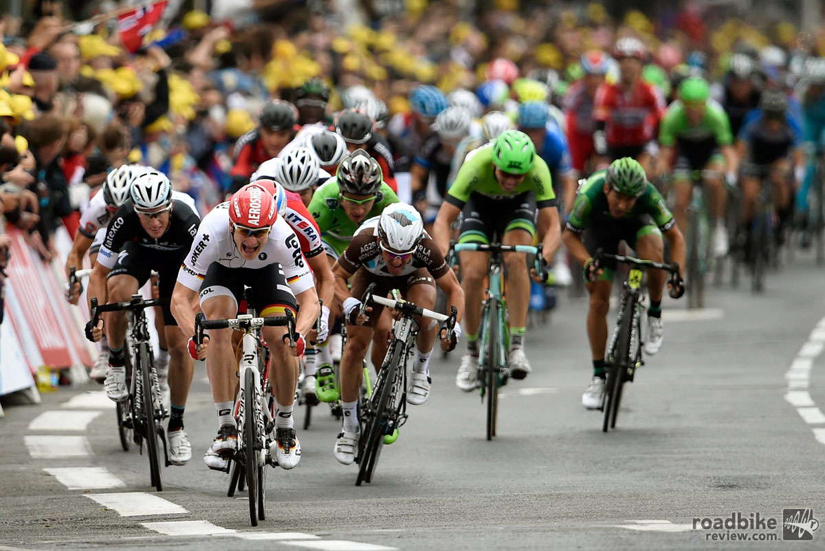 Andre Greipel Wins Stage 6