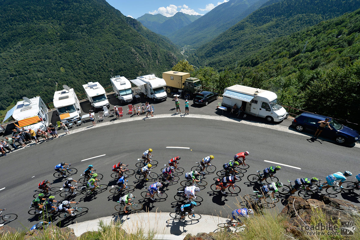 Pyrenees Stage 17