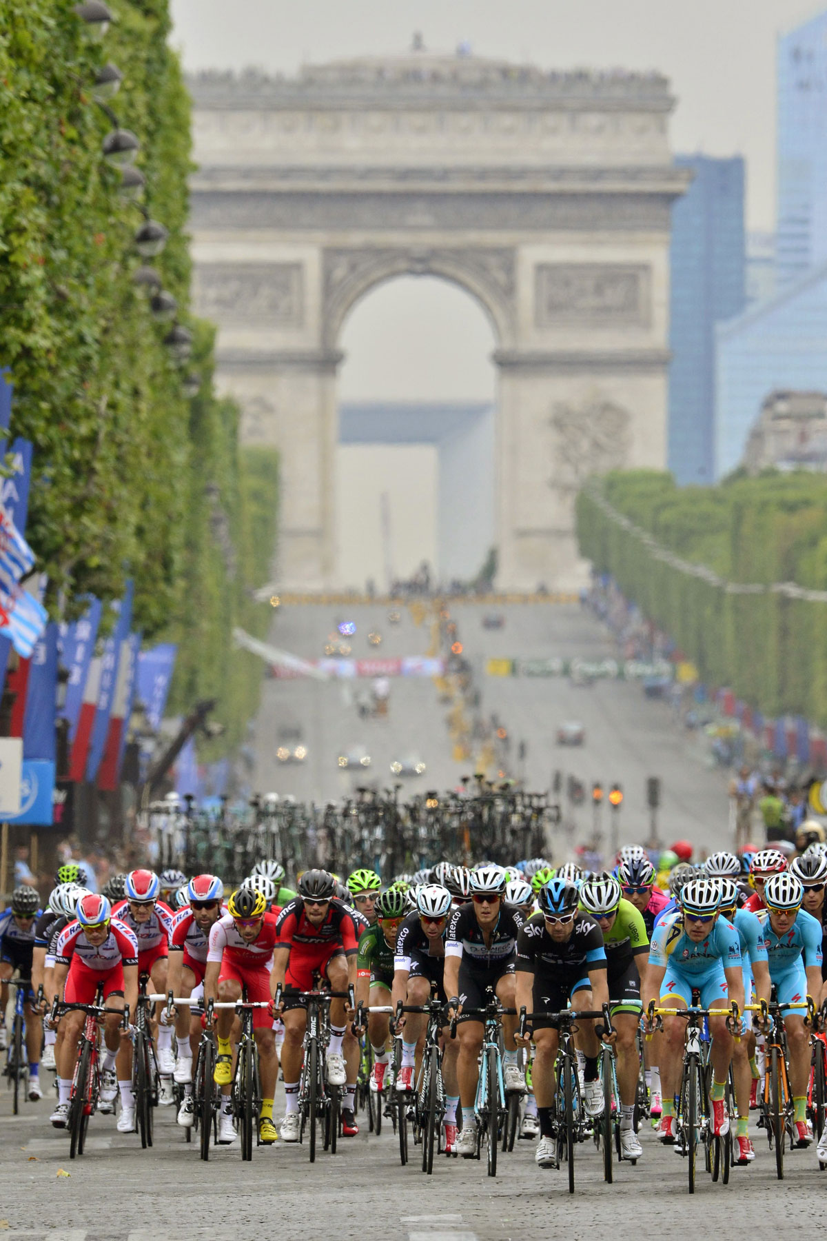 2014 Tour de France: Graham Watson Stage 21 Photo Gallery
