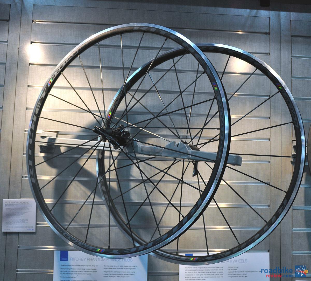 WCS Zeta II Wheels