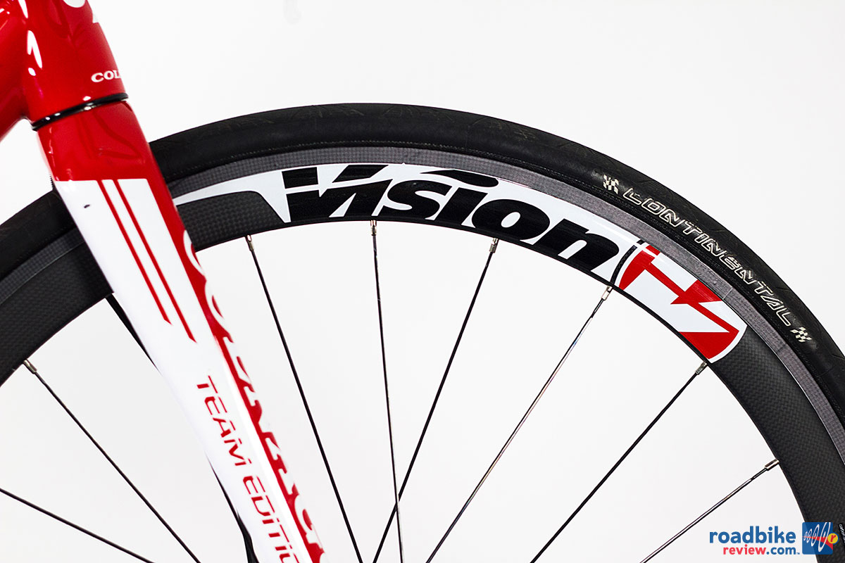 Vision Metron T42 Carbon Rims