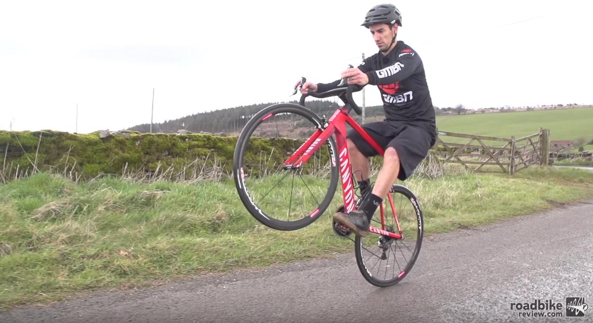 The Wheelie Challenge