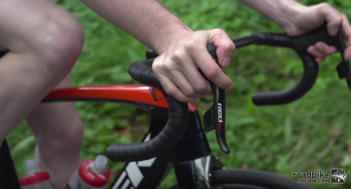 Go for some easy rides, not worrying about how hard you're going or chasing Strava KoM's.