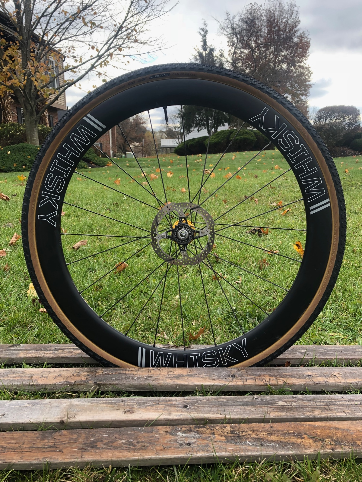 Whisky No.9 50D Wheels Re