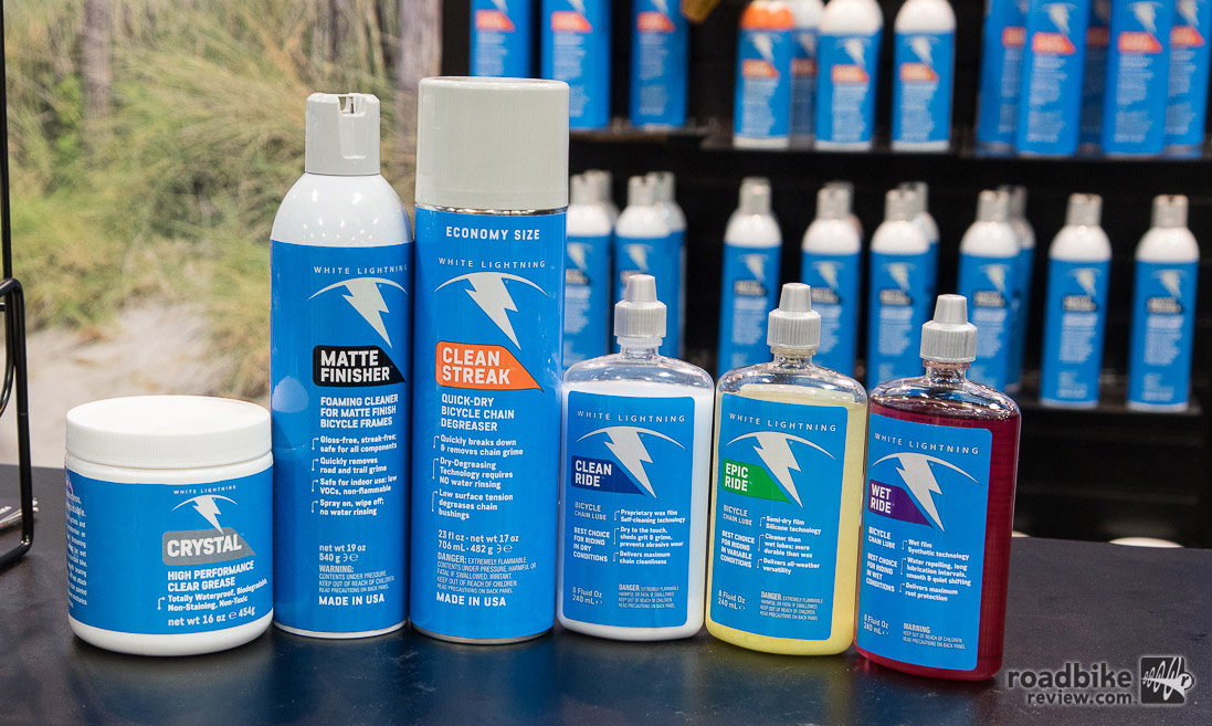 White Lightning has made it easier to figure out which lube is the right lube for you.