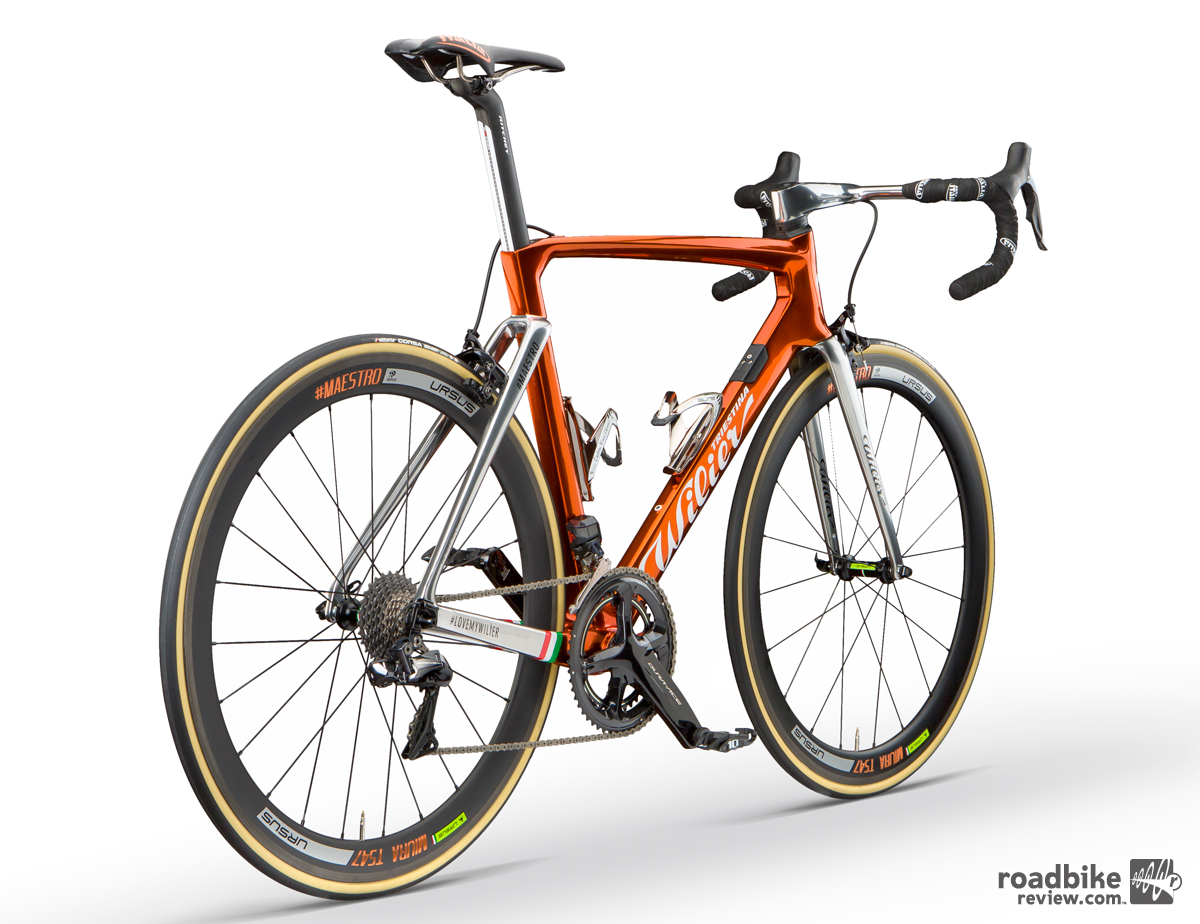 94bd07ace2d Wilier Triestina limited edition Ramato Cento10AIR | Road Bike News ...