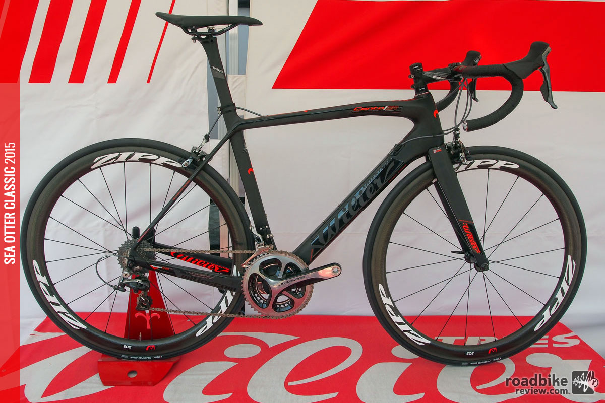 Sea Otter: Wilier Triestina revamps Cento 1 SR race bike