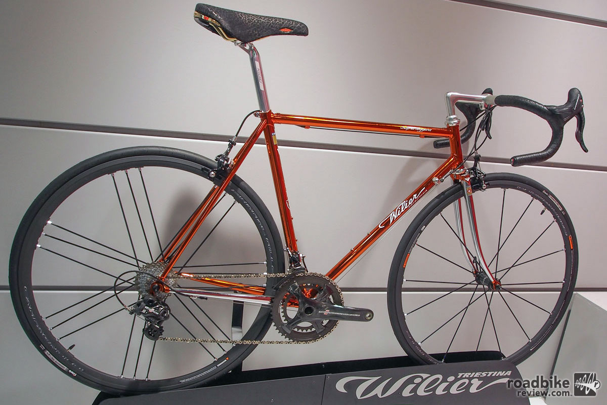 Wilier Superleggara