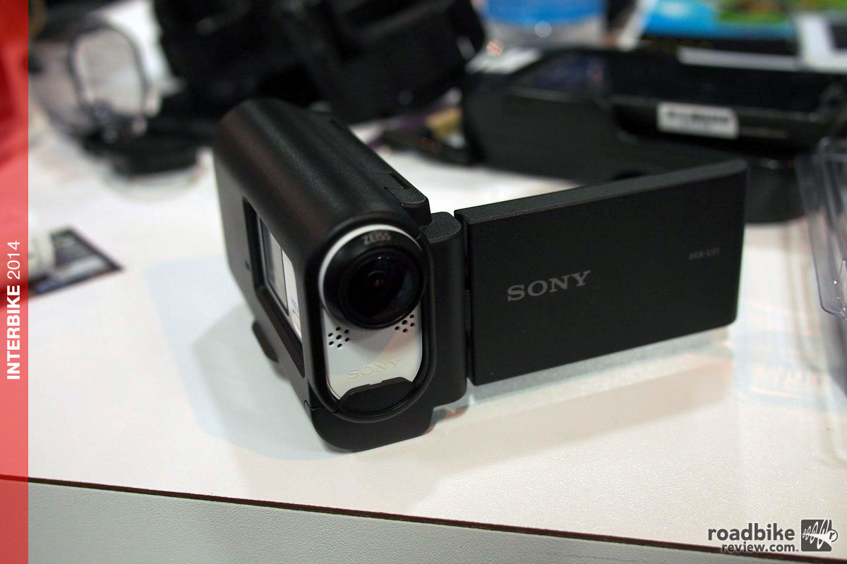 Sony with Camcorder Type Case