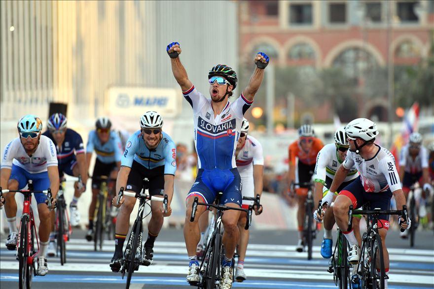 Sagan!! Photo courtesy Specialized