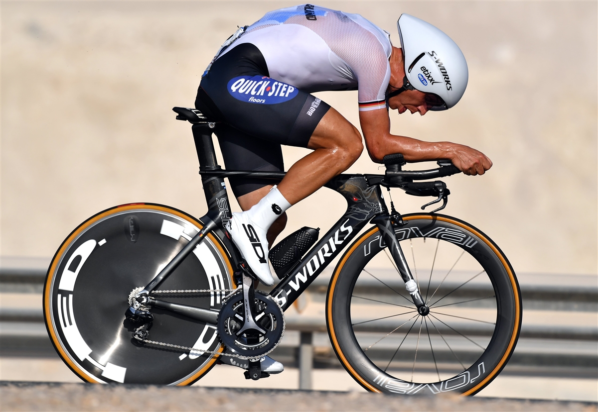 German Tony Martin is now a four-time world time trial champion. Photo courtesy Specialized