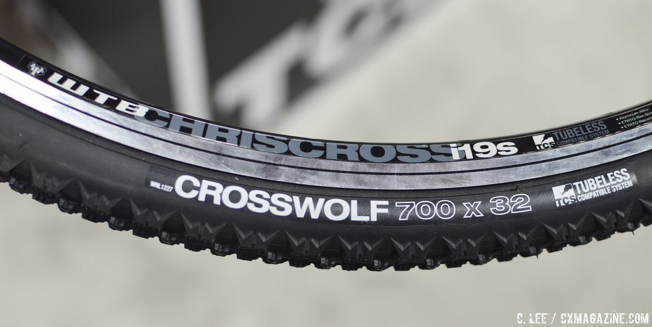 WTB Cross Wolf