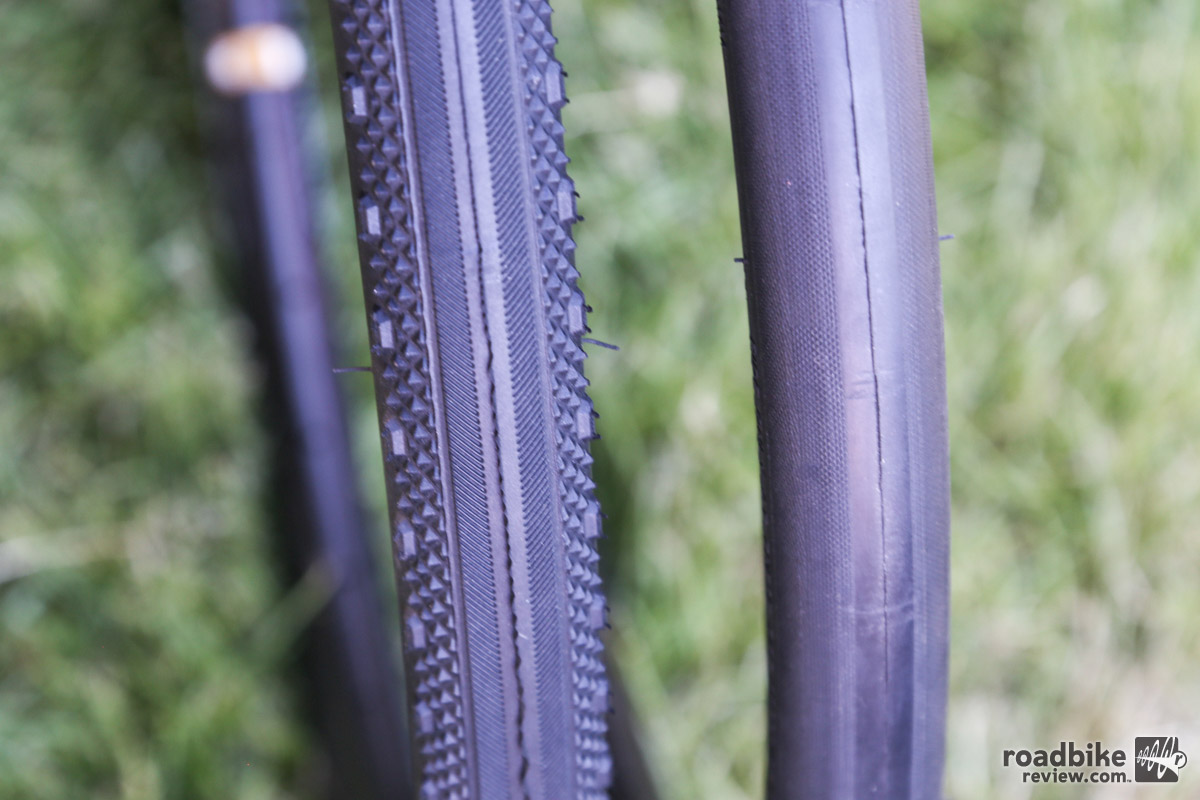 Both versions of the Exposure tire are designed to be setup tubeless.