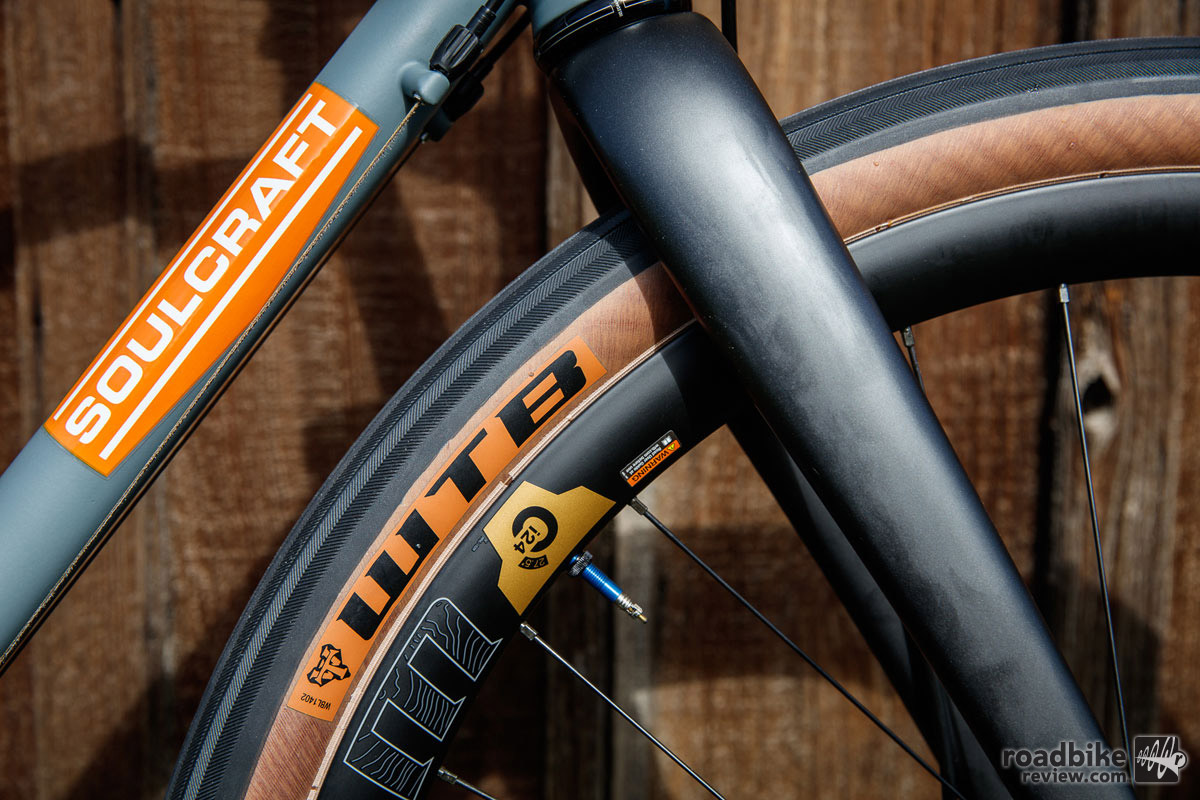 WTB says the new tire furthers what's great about current endurance road bikes – more compliance, less road noise, and less abuse on the body.