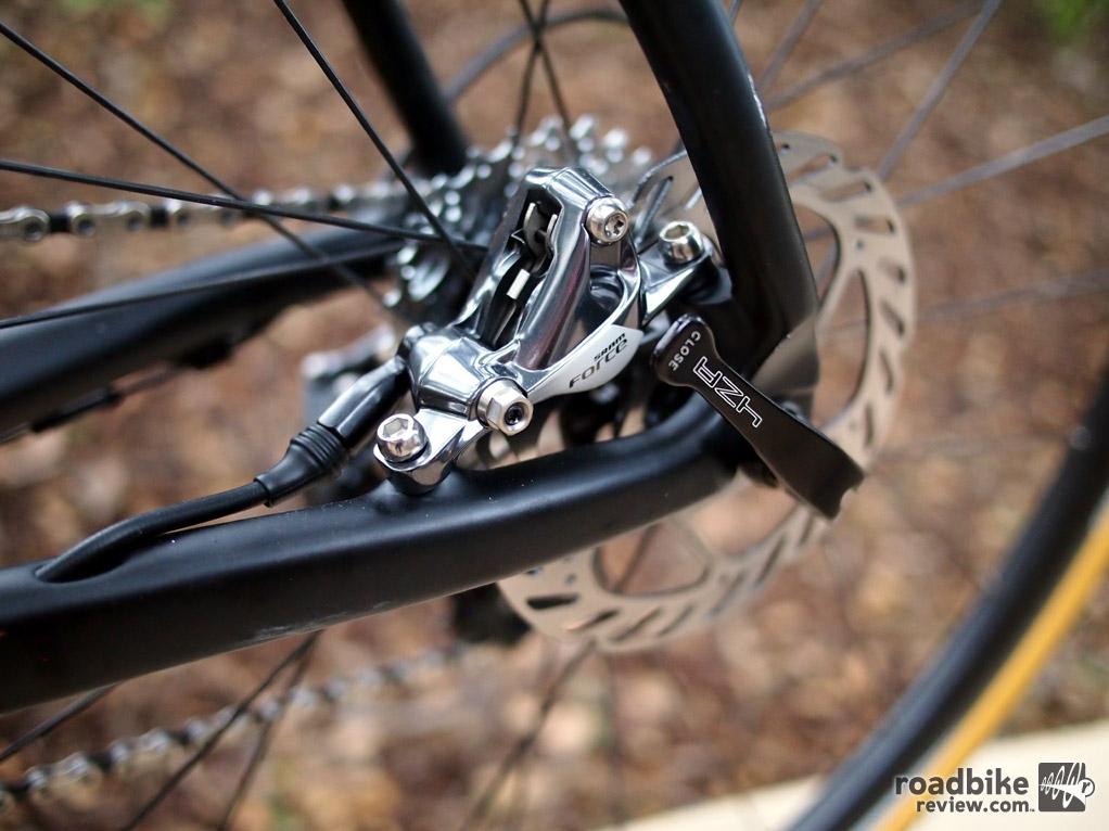 Ridley X-Night SL Rear Disc Brake