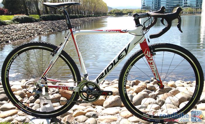 Ridley Unveils 2012 X Fire Pf30 Cyclocross Bike Road Bike News