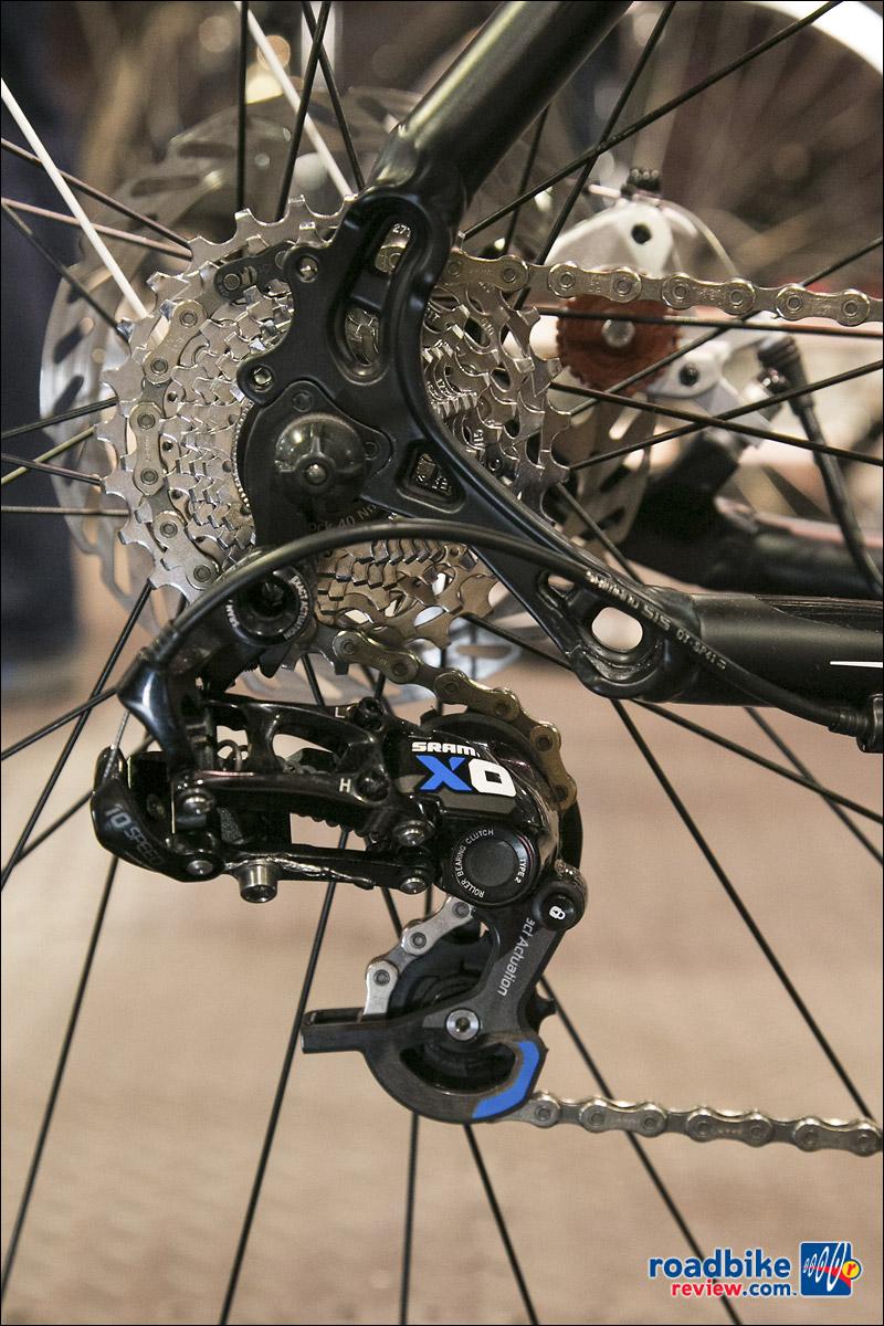 Marin Interbike Booth Road Bike News Reviews And Photos