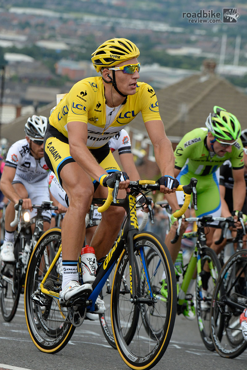 Yellow Kittel