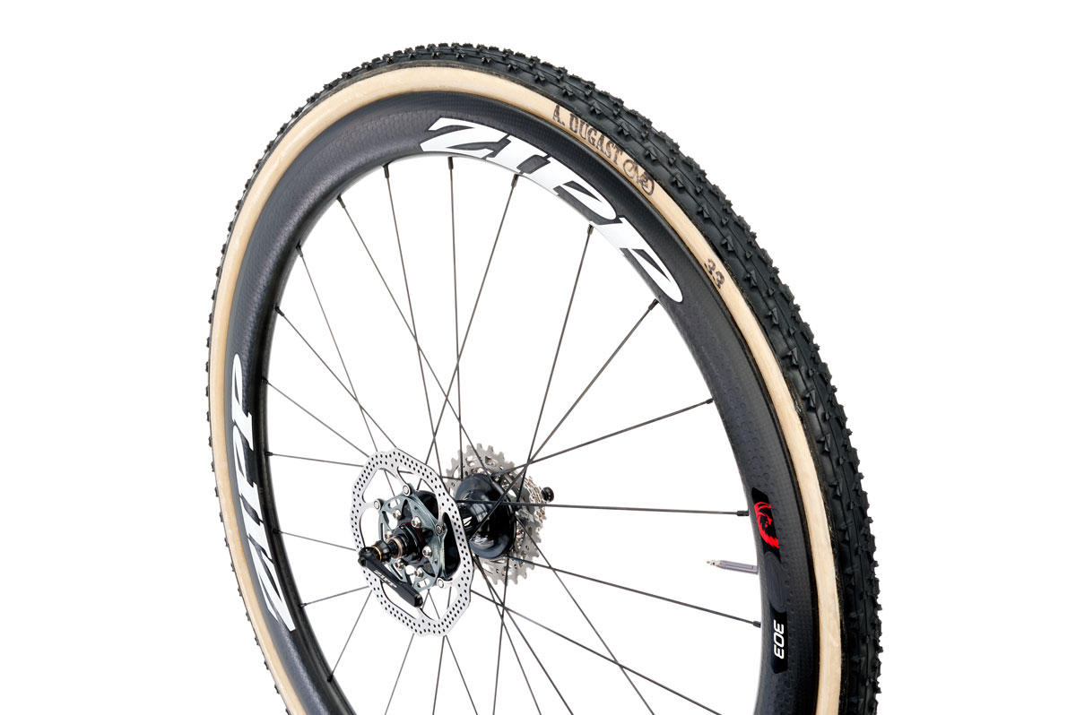 Zipp 303 Disc CX Ready