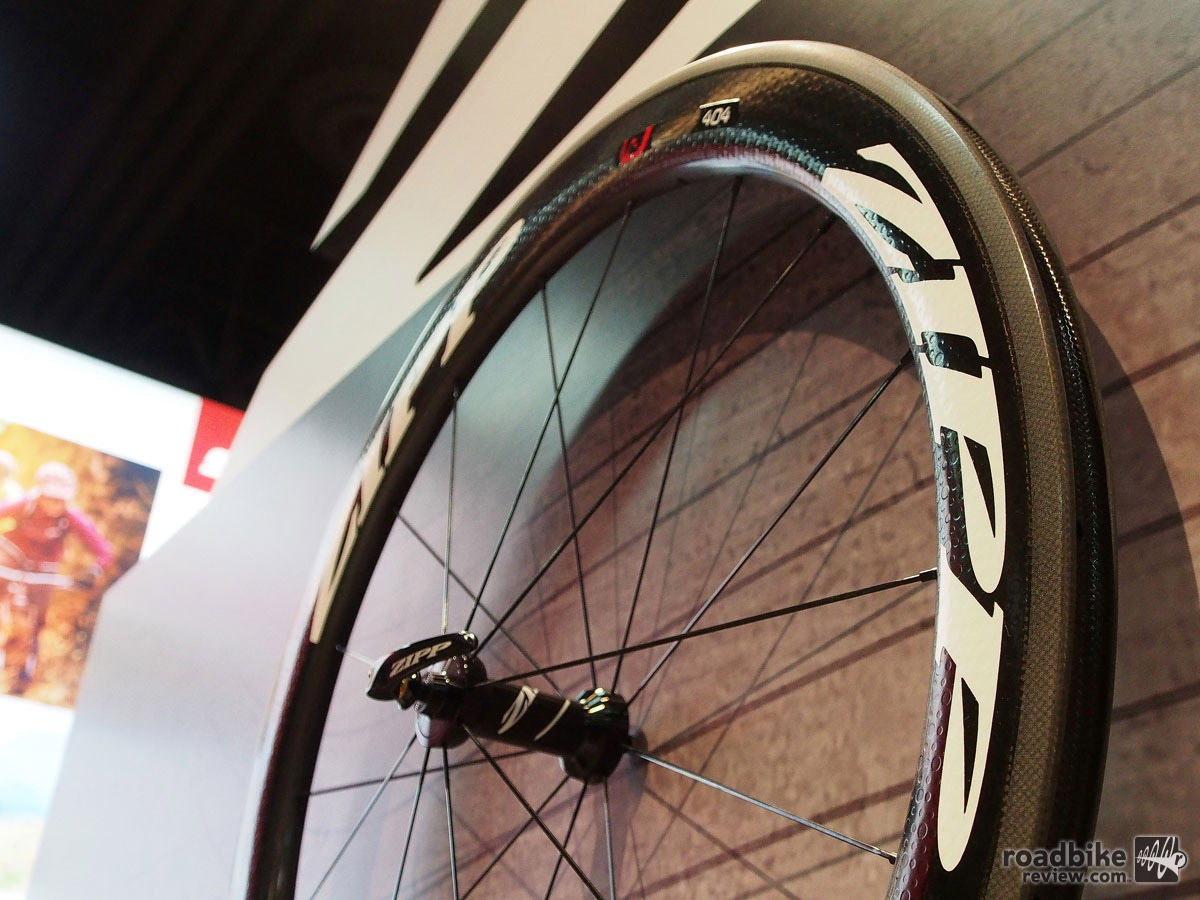 Everything from the 202 tubular to the 808 clincher had its price reduced by $500.