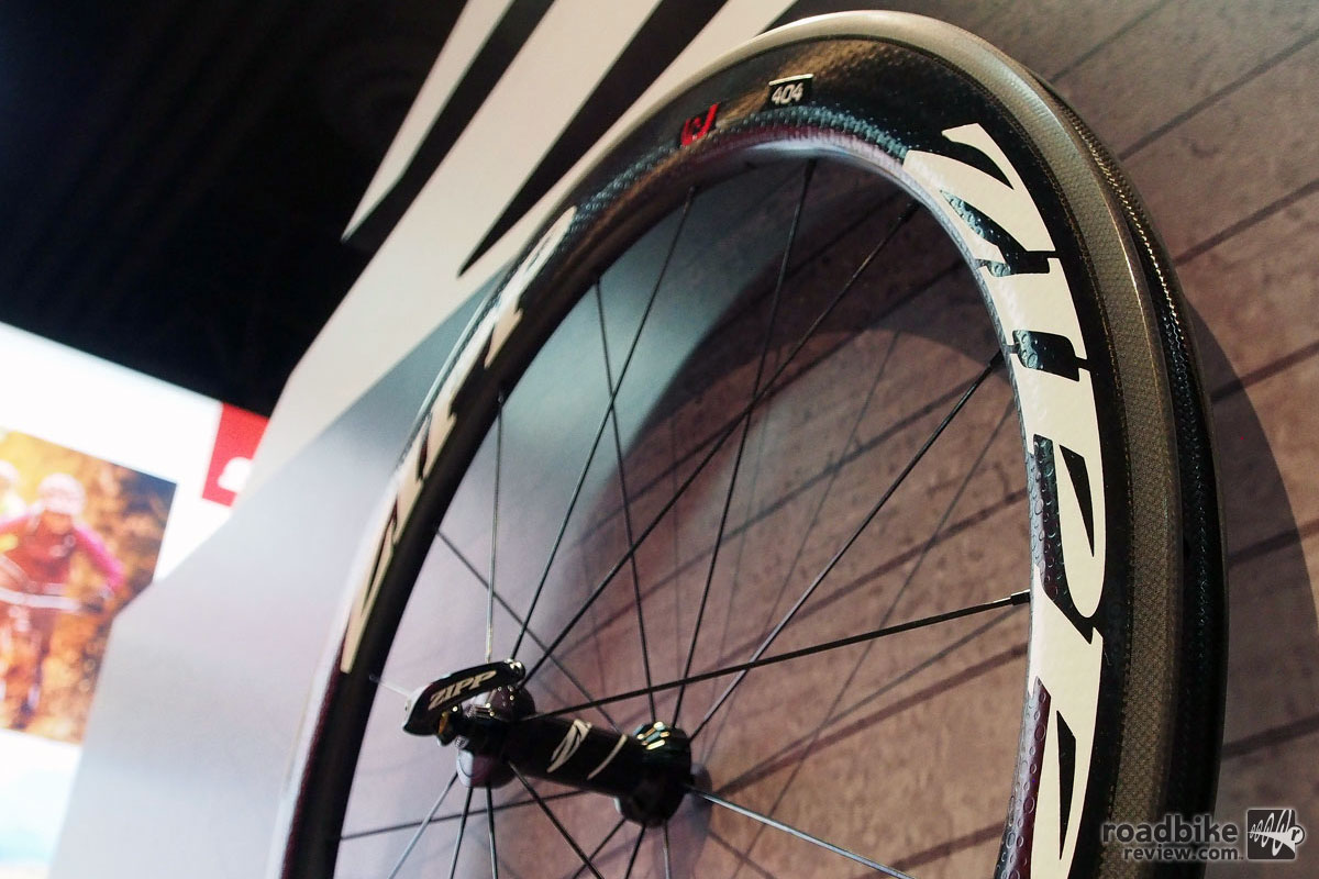 Zipp Firecrest Carbon Wheels