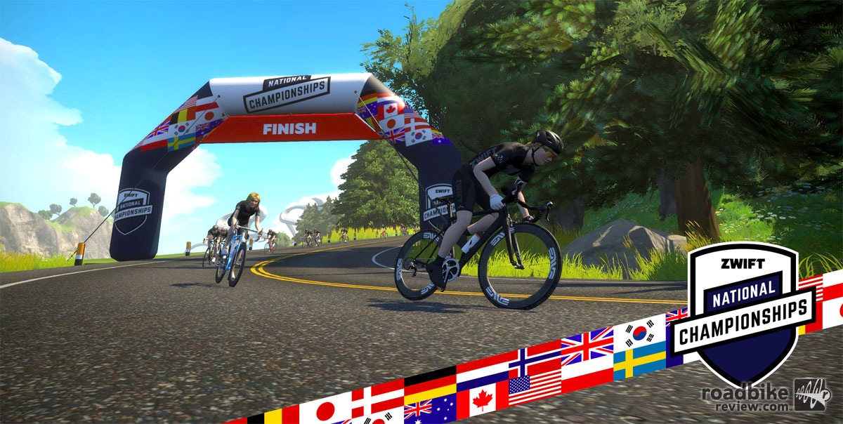 Zwift 2018 National Championships Announced