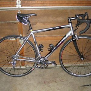 My Specialized Allez