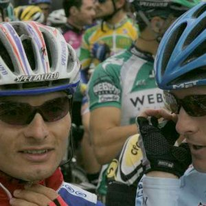 Rodriguez and Leipheimer