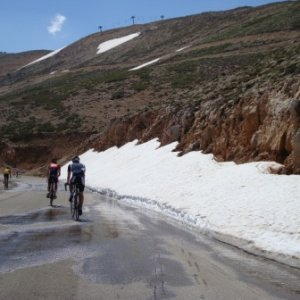 Riding in Faraya