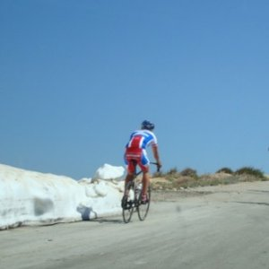 Riding in Faraya... The final few feet.