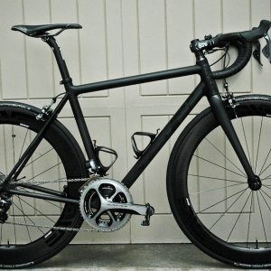 Parlee Z5SLi with Di2 9070 and ENVE wheels