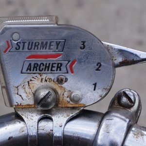 1966? Armstrong 3-speed shifter