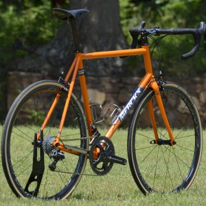 Merckx Liege 75 Record/Bora Custom Build